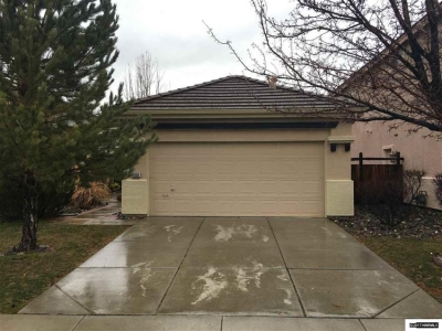 Sweet and Low Maintenance 3 bed 2 bath Sparks NV Home For Sale