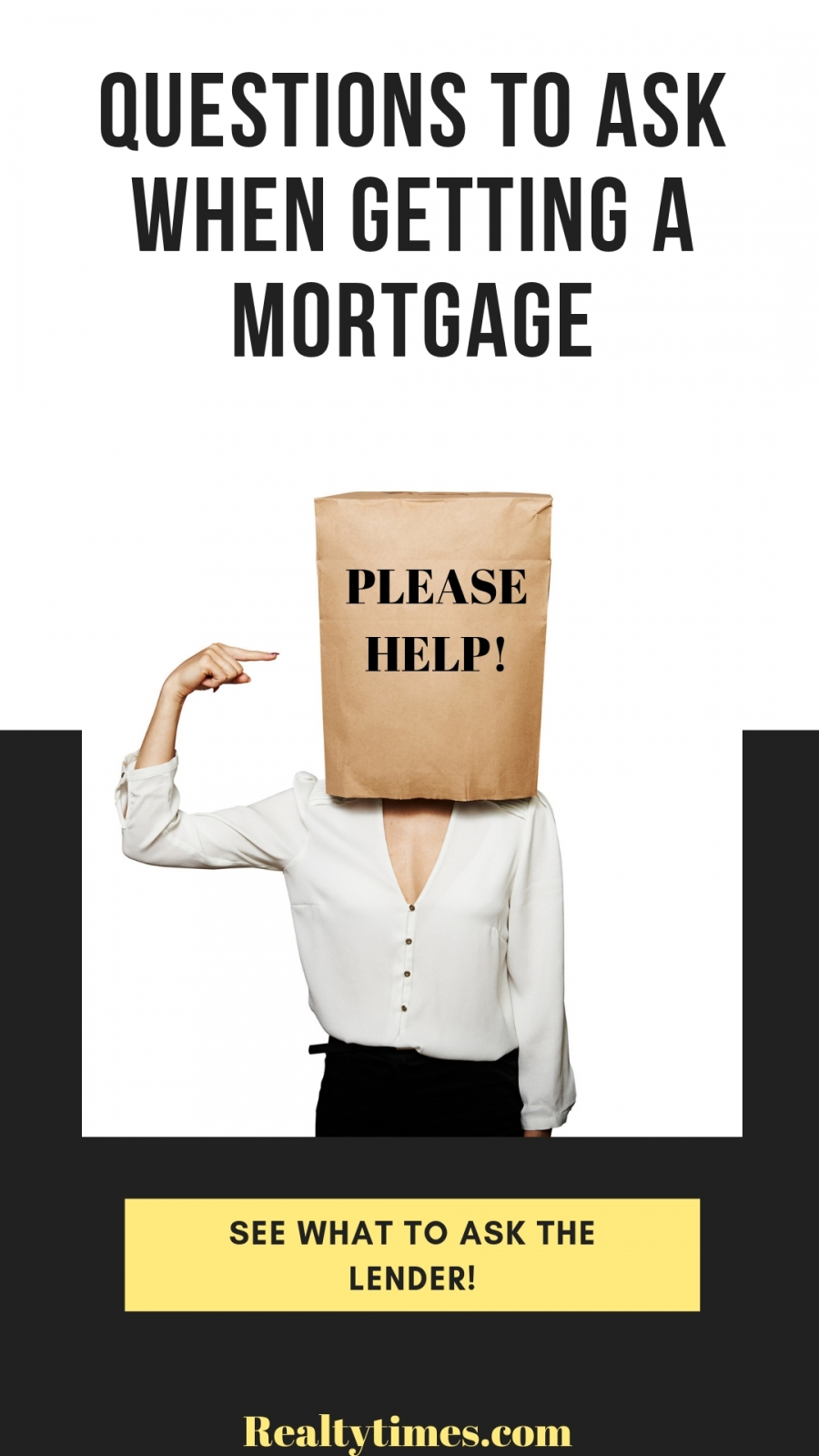 Questions to Ask When Getting a Mortgage