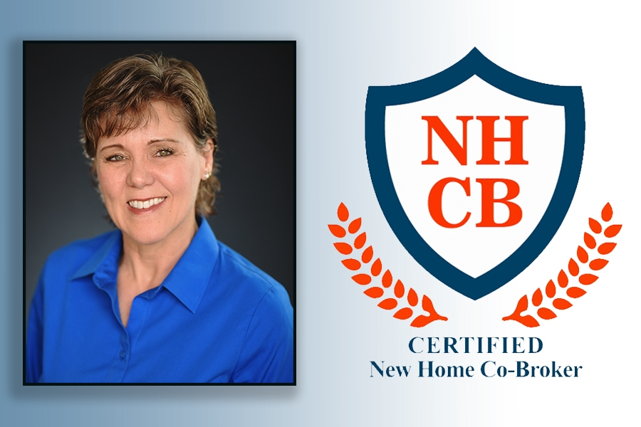 Realtor Beverly Helms Earns New Home Co-Broker Designation (NHCB)