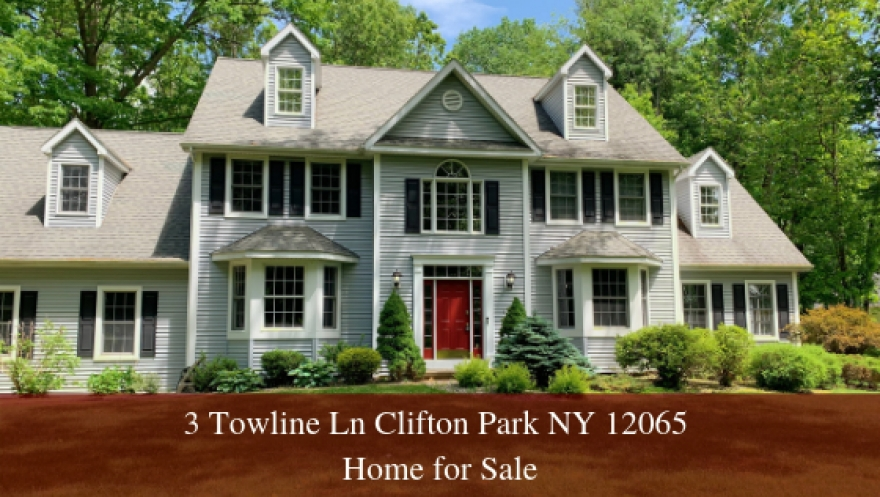 3 Towline Ln Clifton Park NY 12065 | Home for Sale