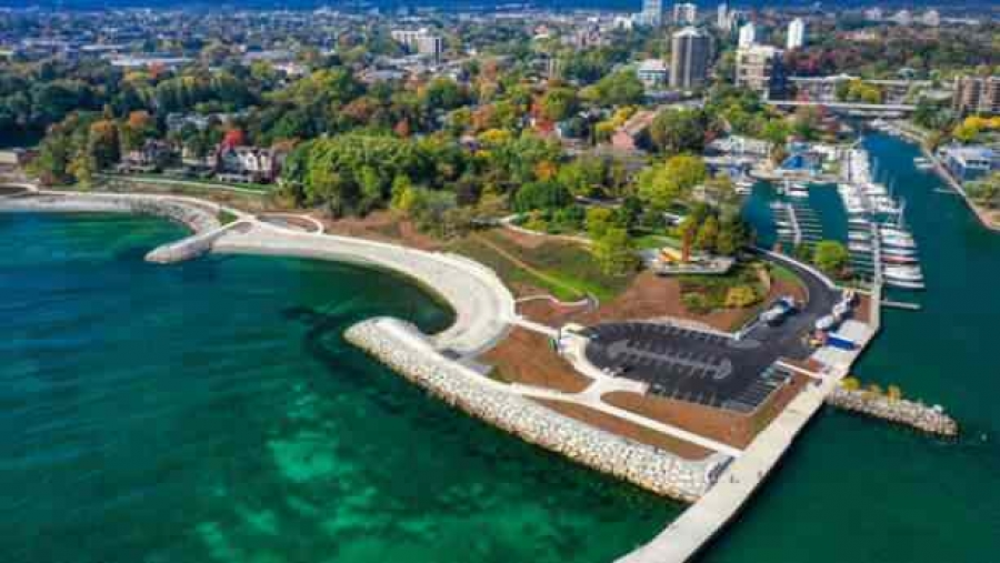 New West Shoreline Unveiled in Oakville