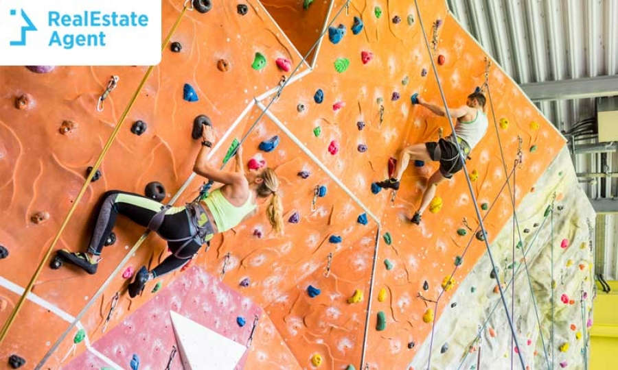 Commercial Real Estate Climbing Gyms