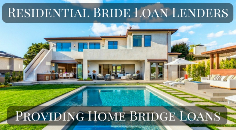 3 Reasons to Use Residential Bridge Loan Lenders for Home Bridge Loans [2020]