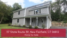 117 State Route 39, New Fairfield, CT 06812 | Home for Sale