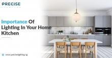 Kitchen Lighting: Why Is It So Important To Get It Right