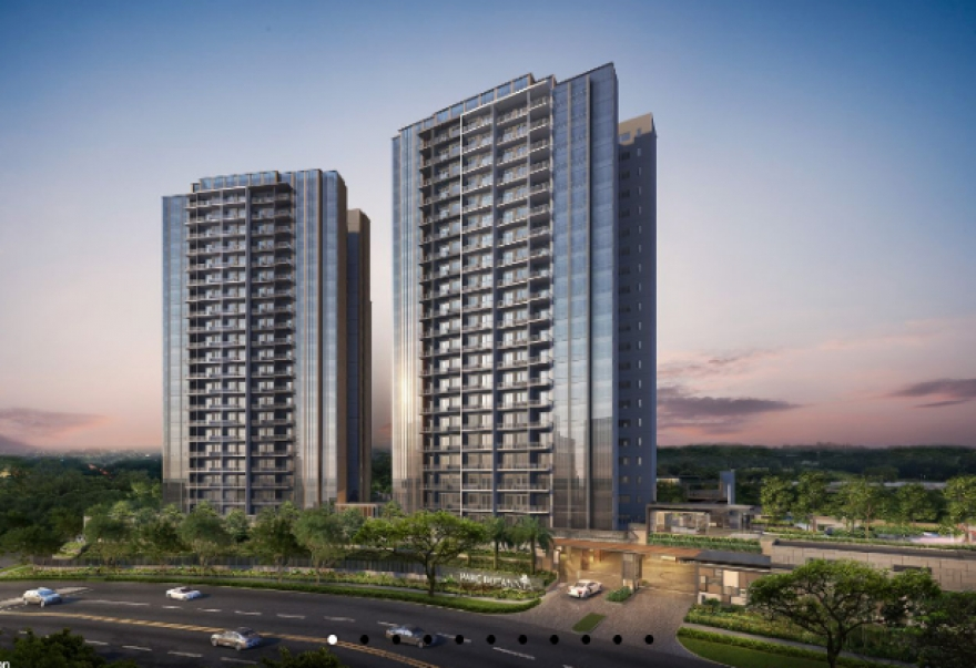 Parc Botania New Launch Condominium in District 19 - For Sale