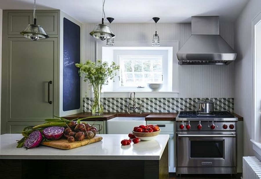 How To Make Your Small Kitchen More Appealing