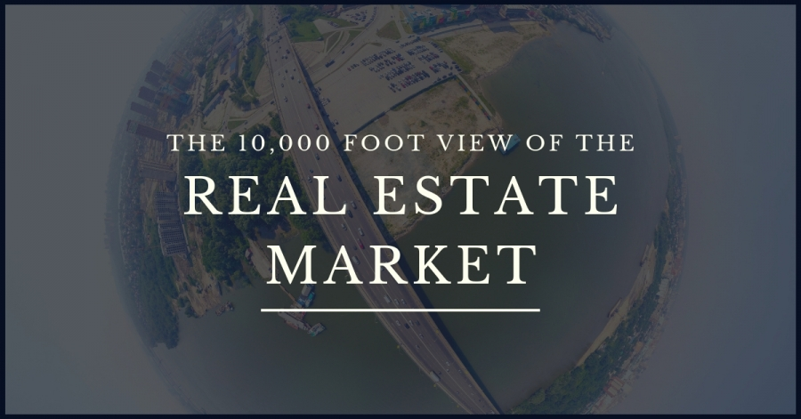 2019 real estate market - 10,000 foot overview