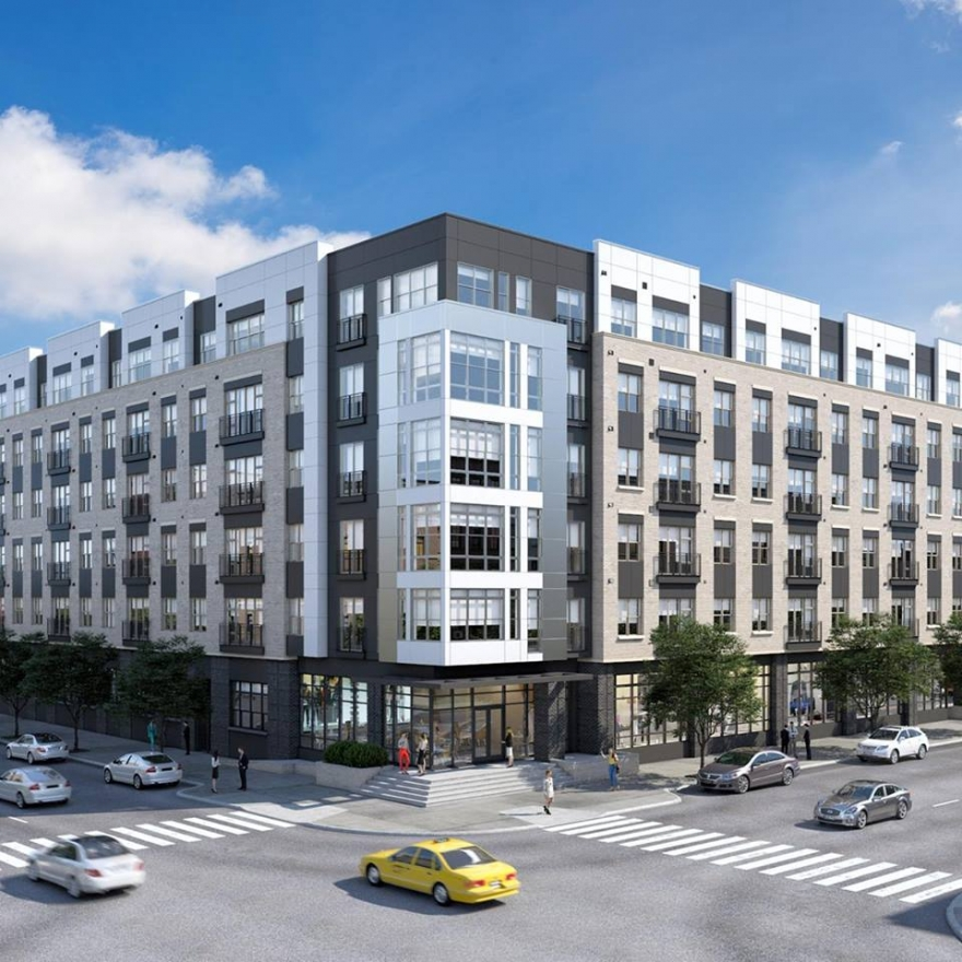 Hanover Cross Street, the newest hautebeat in luxury living for lease in downtown Baltimore