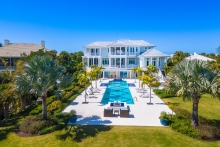 3.7-ACRE GULF-TO-BAY CASEY KEY COMPOUND SELLS FOR $16.5 MILLION
