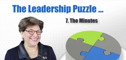 The Leadership Puzzle: The Minutes