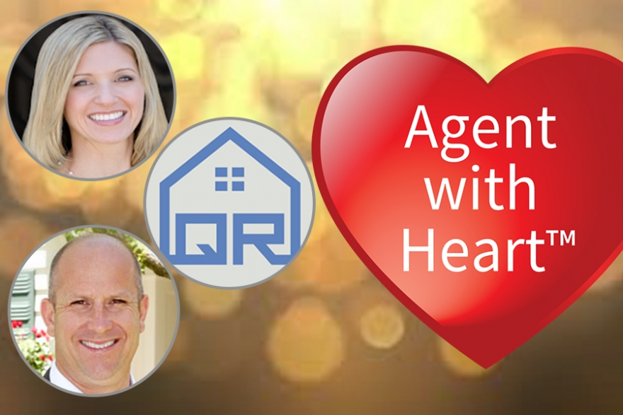 "Agents with Heart ""Spring Forward"" with Generous Donations"