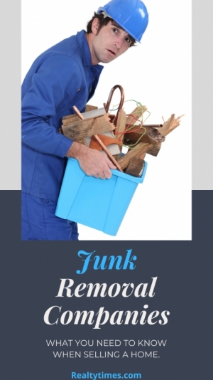 What to Know About Junk Removal Companies
