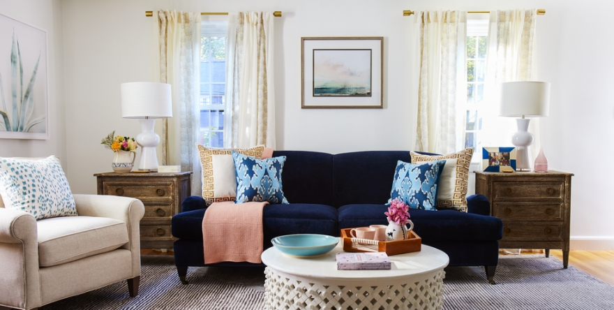 9 Ideas for Reinventing Your Living Room