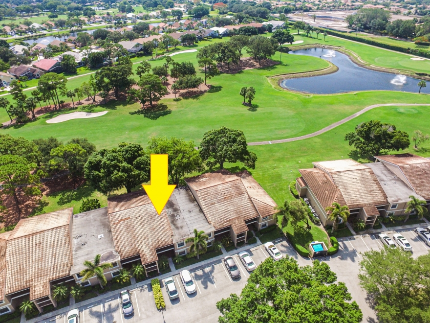 Eastpointe Condo with Golf Course View Just Listed!