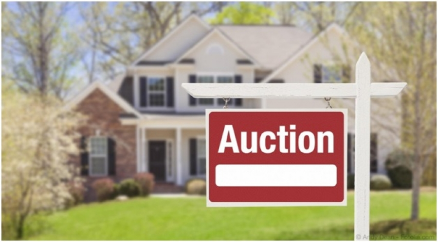 Buying a Home at property Auction