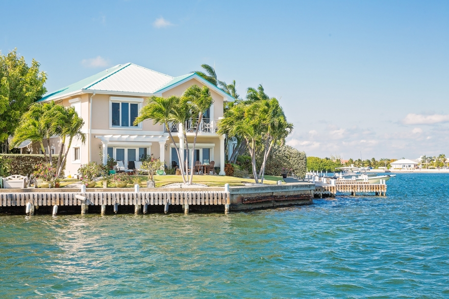A Residential Property in the Cayman Islands