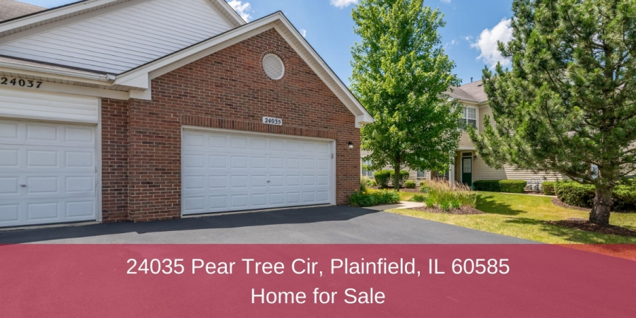 Real estate in Plainfield IL- This lovely home for sale in Plainfield IL is one you can be proud of!