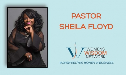 "Meet Pastor Sheila Floyd, Author Of ""You're Creative…Not Crazy!"" Where She Shares How She Rose From Her Battle With Depression, Emotional And Physical Abuse To Getting Her Power Back To Use Her Journey To Help Others [VIDEO]"
