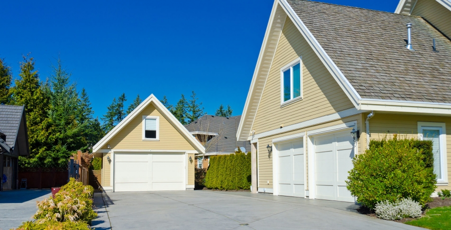 Why Your Home Deserves a Good Garage?