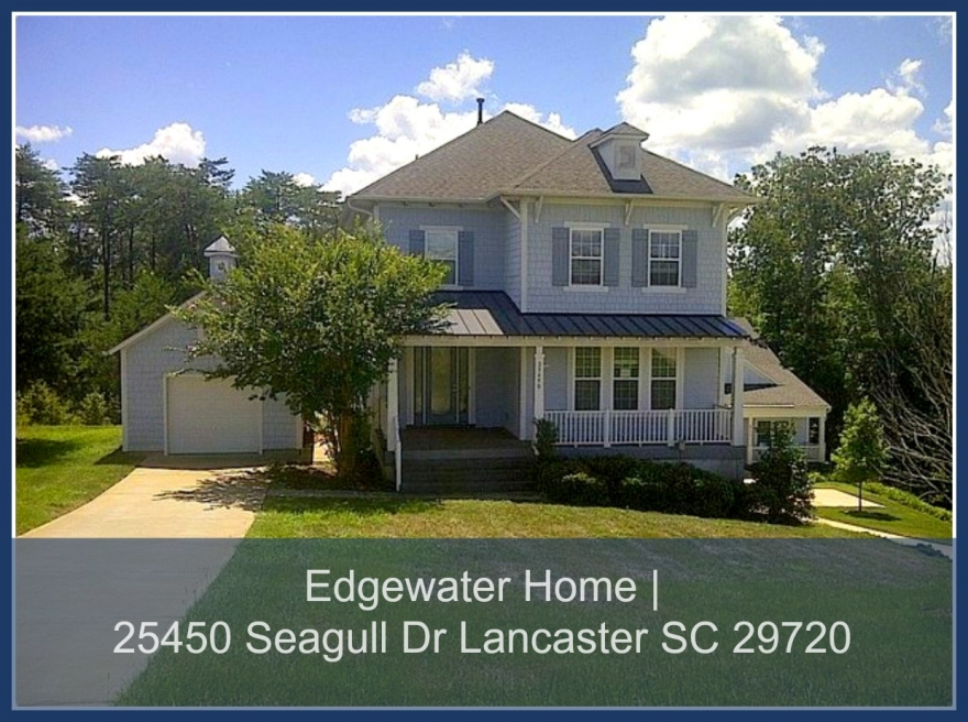 Indulge in your favorite water sports anytime, when you live in this home for sale in Lancaster SC.