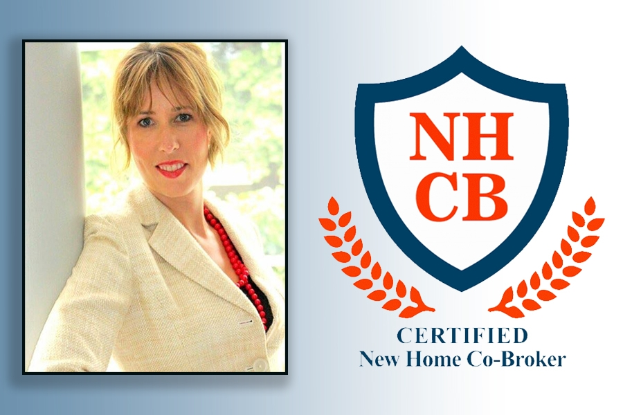 REALTOR® Jessica Peterson Earns New Home Co-Broker (NHCB) Designation