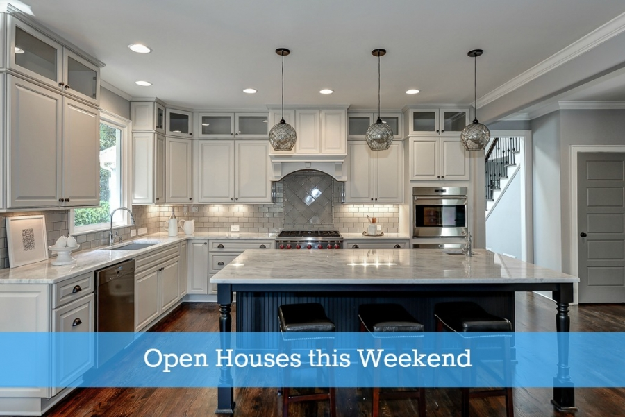 Complete list of all the BUCKHEAD Open Houses this Sunday