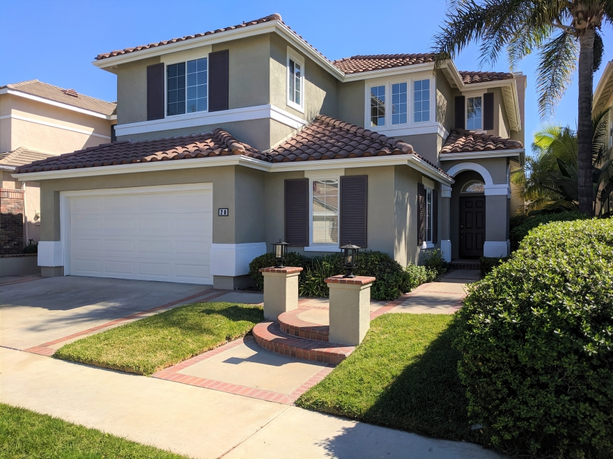 JUST LISTED in Irvine!