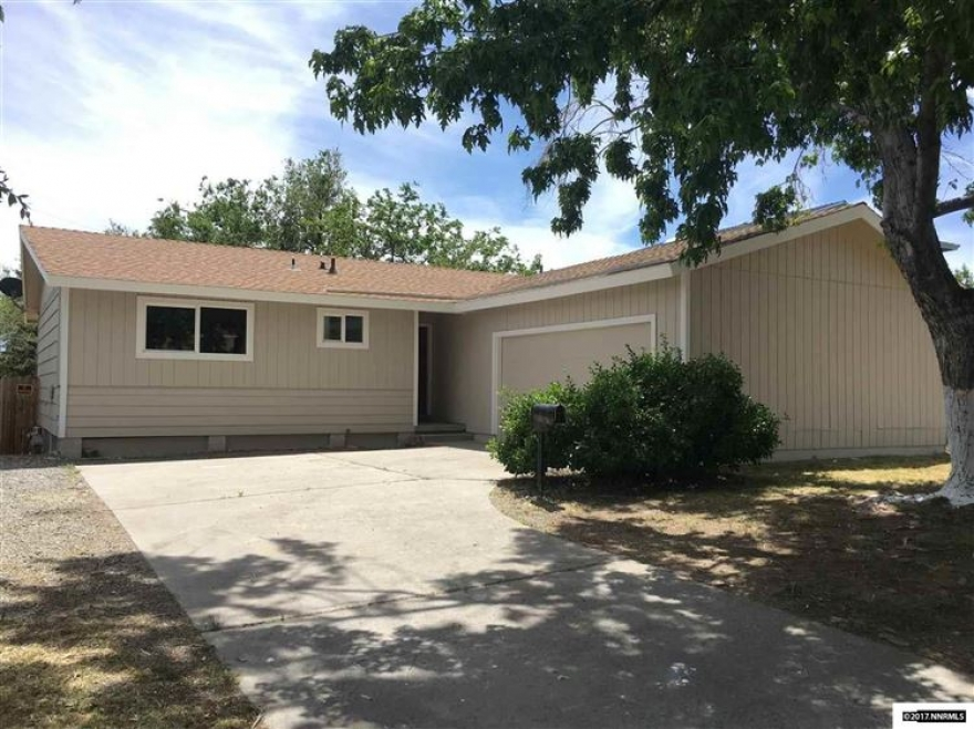 Northwest Reno Home 3 Bedroom 2 Bath