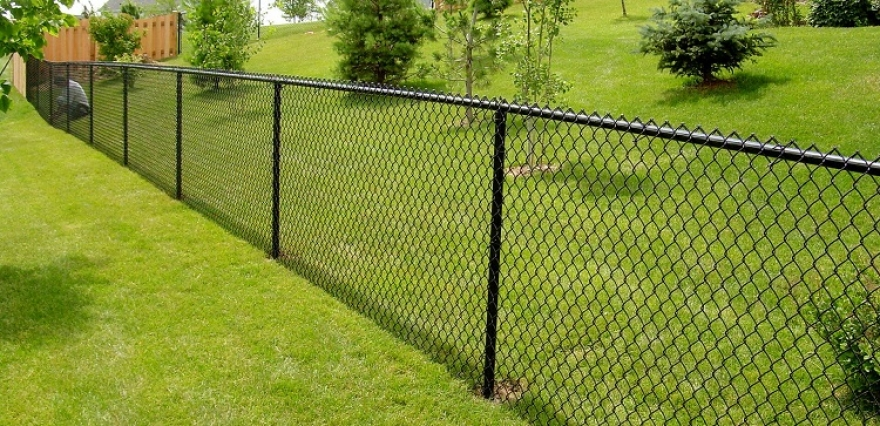The 4 Advantages of Chain Link Fences