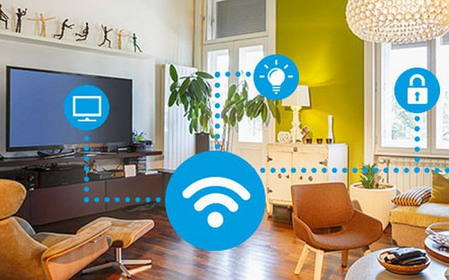 5 Smart, Easy Ways To Add Smart Home Technology To Your Place