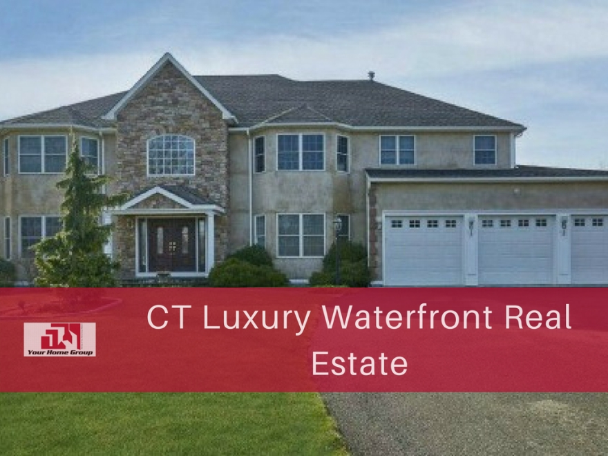 CT Luxury Waterfront Real Estate