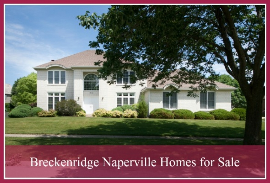 Breckenridge Naperville Homes for Sale