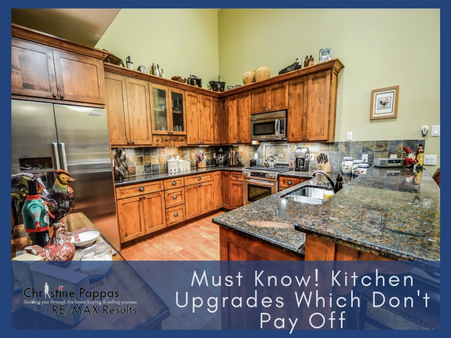 Mayfield Village OH Homes - Create a better list of kitchen renovations when you know what improvements to avoid installing in your home for sale in Mayfield Heights OH.