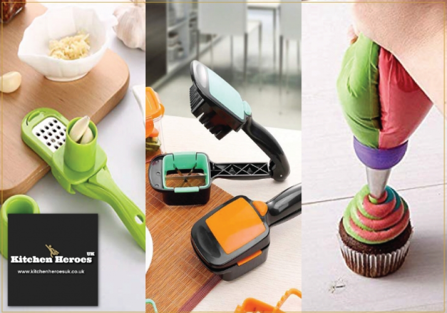 Kitchen Heroes - The New Kid On The Block Offering Cool Kitchen Gadgets And More!