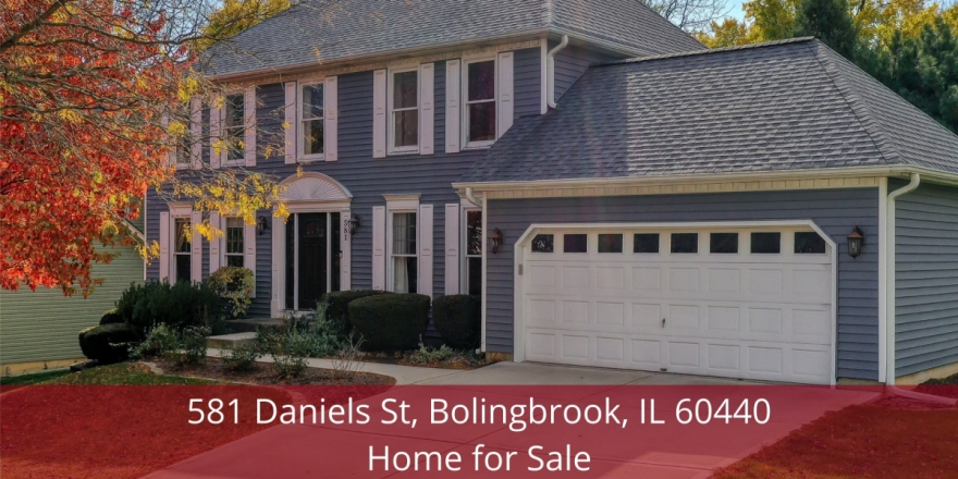 Bolingbrook IL home for sale- Comfort and convenience are yours in this home for sale in Bolingbrook IL.