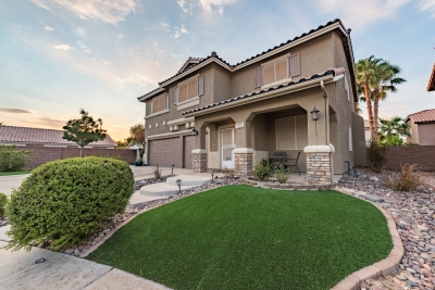 5 Bedroom Henderson Real Estate Listing With Pool And Spa