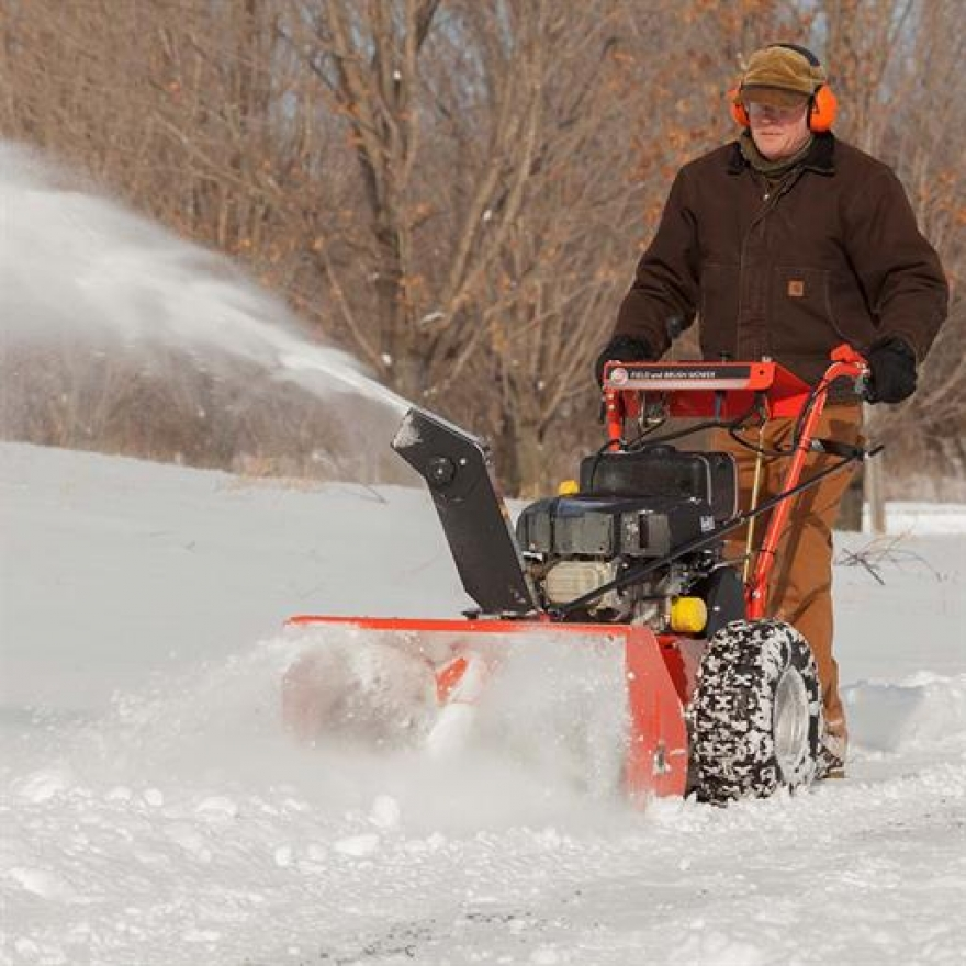 How to Choose a Good Snow Blower