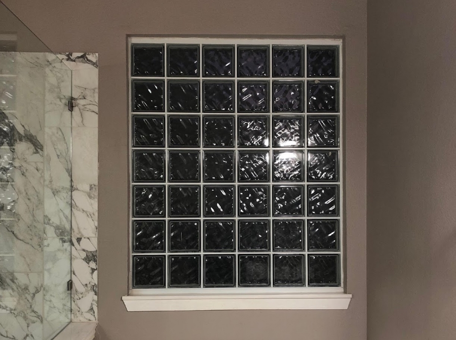 Problem Area: What Do You Do With a Glass Block Window?