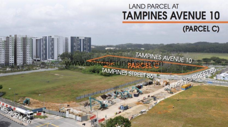 The Tapestry - A New Launch in Tampines Ave 10
