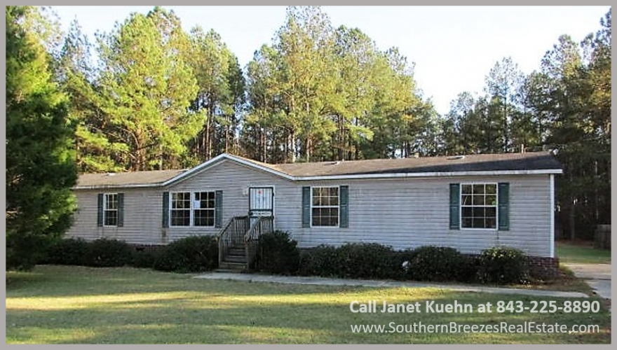 901 Garland Road, Rowesville, SC 29133 | Home for Sale