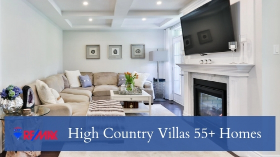 High Country Villas 55+ Homes