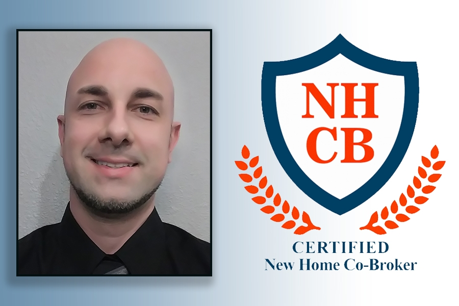 REALTOR® Rich Noto Earns New Home Co-Broker (NHCB) Designation
