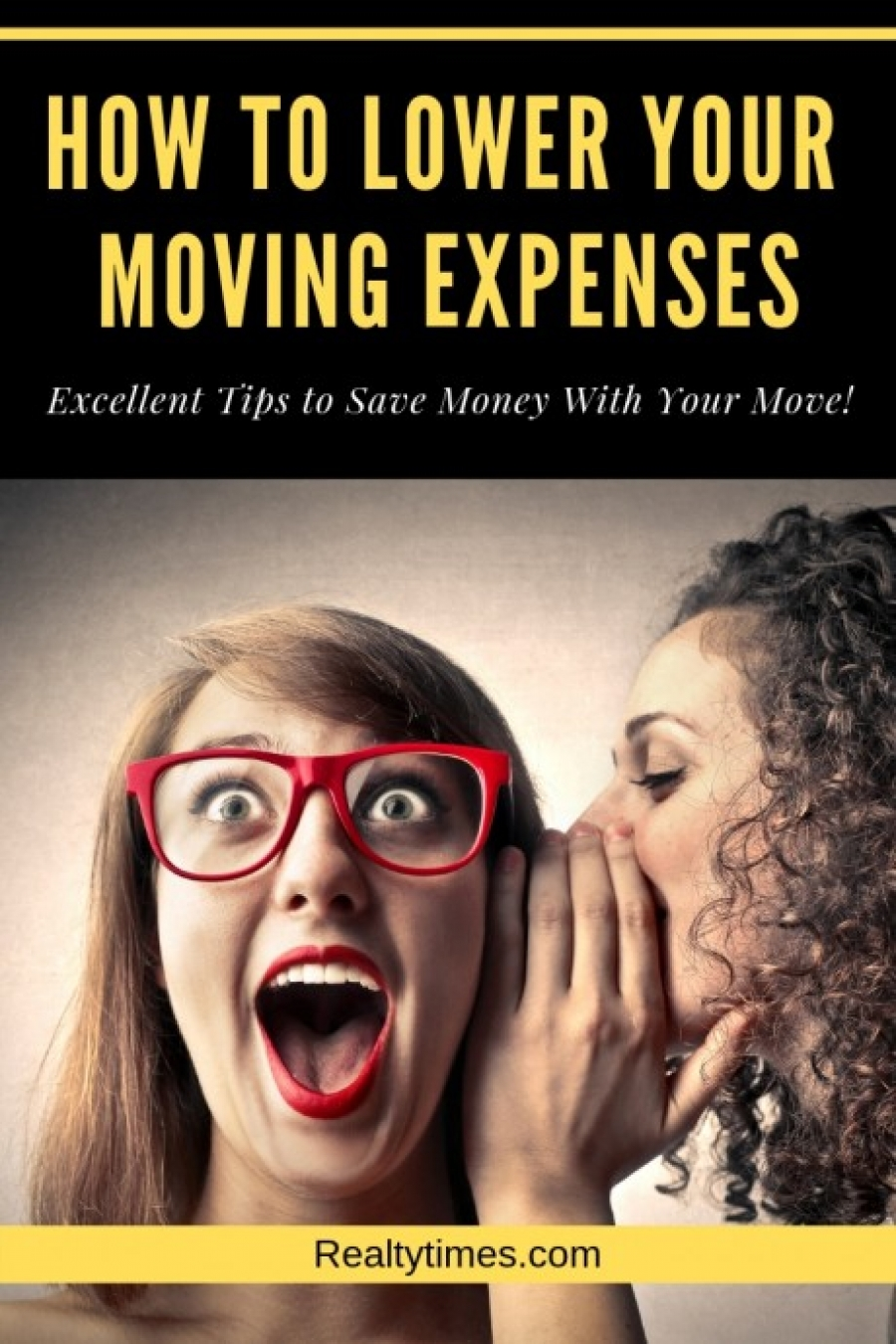 How to Bring Down Moving Expenses