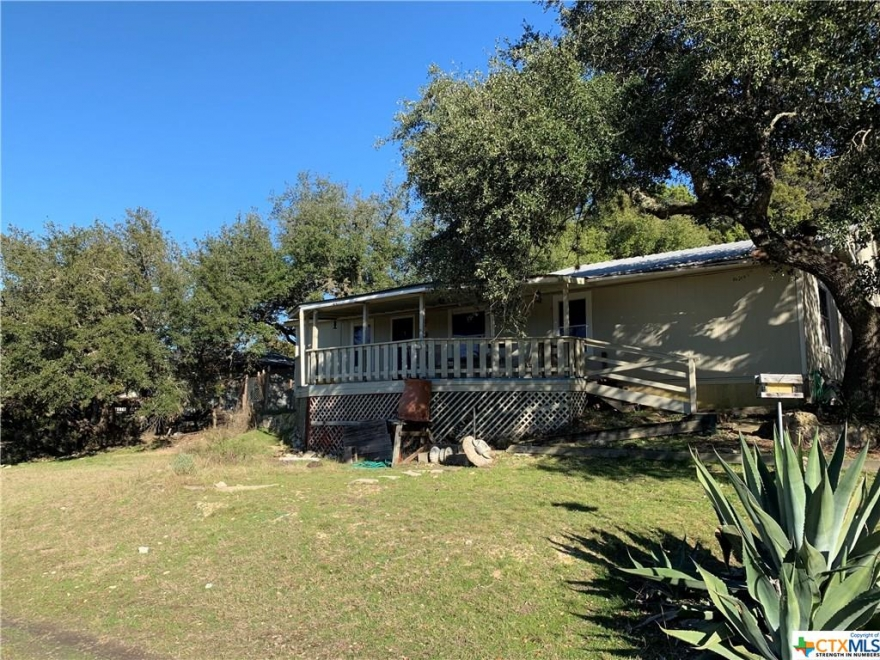 Home for Sale in Canyon Lake, TX - 1235 Sequoia Trail