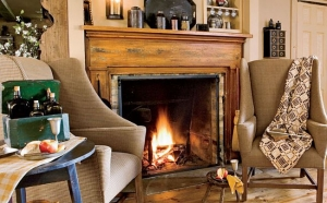 Five Easy Ways To Remake Your Fireplace