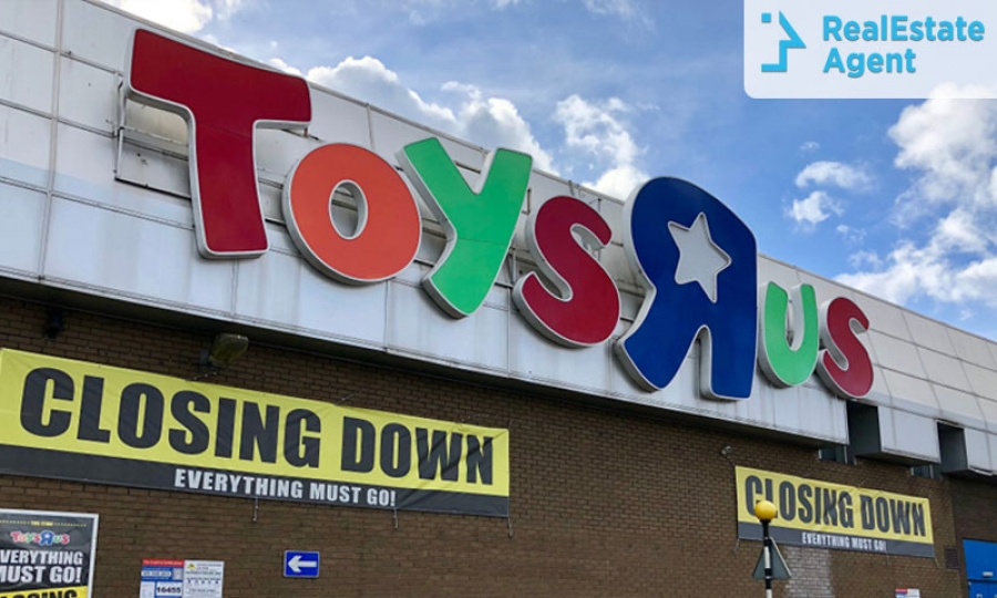Another one bites the dust! Toys R Us closing is just a tiny part in a big (and sad) commercial real estate trend