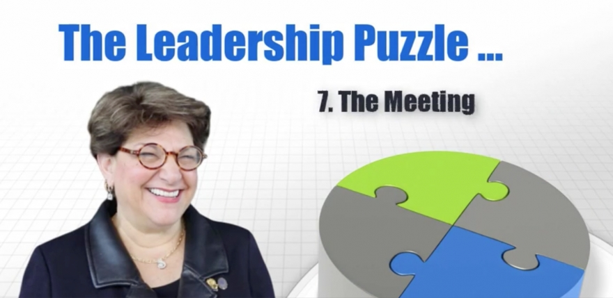 The Leadership Puzzle: The Meeting [VIDEO]