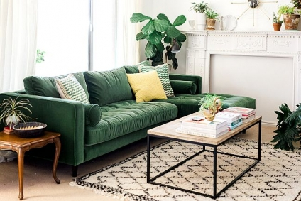 Who's Afraid Of A Little Color? Six Ways To Go Bold With Your Home Decor