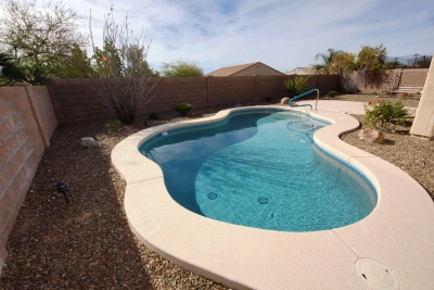 Oro Valley Real Estate Good Stuff Pool $269,000